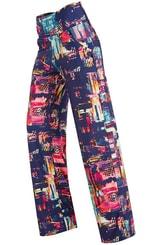 Kalhoty dámské dlouhé 87265
