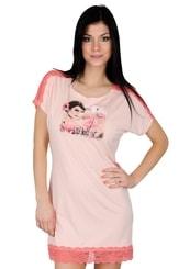 Dámská noční košile s nápisem Flamenco
