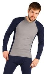 Termo triko pánské s dlouhým rukávem 87061