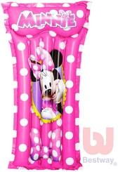 Nafukovací matrace 119x61cm Minnie dětské lehátko do vody