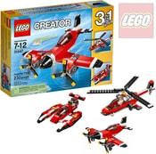 CREATOR Vrtulové letadlo 3v1 31047