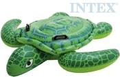 Želva nafukovací s úchyty 150x127cm dětské vozítko do vody 57524