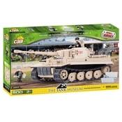 Stavebince Tank I WW Tiger č. 131, 500 k, 3 f