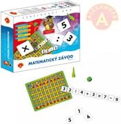 Hra vzdělávací matematický závod