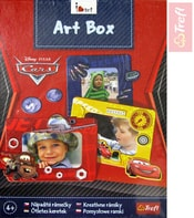 Art Box Nápadité rámečky výroba fotorámečků Cars Auta