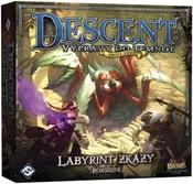 Hra Descent druhá edice: Labyrint zkázy rozšíření