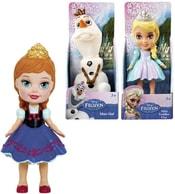 Princezny mini Frozen Ledové království