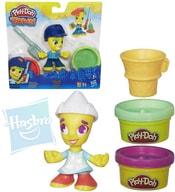 PLAY-DOH Modelína set figurka se 2 kelímky a doplňky