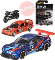 Auto angličák BMW závodnička 1:64