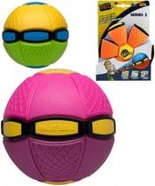 Phlat Ball junior disk plastový měnící se v míč 2v1