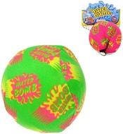Bomba vodní 10cm 2 barvy v síťce soft pěnový míček na vodu