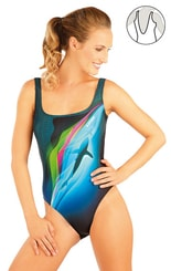 Jednodílné sportovní plavky 88396