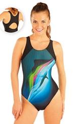 Jednodílné sportovní plavky 88397