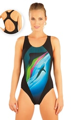 Jednodílné sportovní plavky 88398