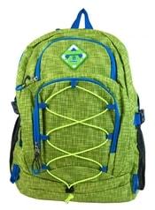 Velký batoh do města / do školy HL0911 zelený