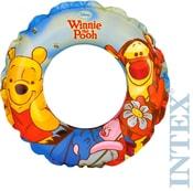 Kruh nafukovací 51cm Medvídek PÚ