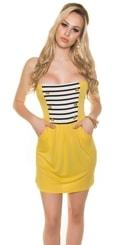 Dámské letní mini šaty in-sat1260ge