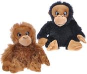 Baby opička 30cm 2 barvy
