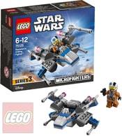 STAR WARS Stíhačka X-Wing Odporu 75125