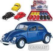 Auto model 1:32 VW VOLKSWAGEN Beetle kov PB 13cm 4 barvy