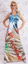 Letní dlouhé šaty st-sa249mo