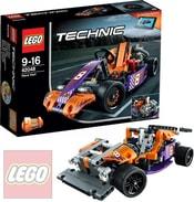 TECHNIC Autokára závodní 2v1 42048