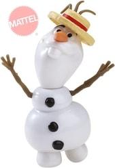 Figurka zpívající sněhulák 10 cm veselý Olaf Ledové Království