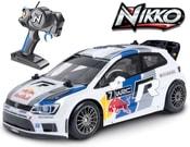 RC Auto 1:16 Volkswagen Polo WRC Red Bull na vysílačku na baterie