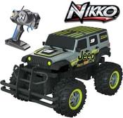 RC Auto 1:16 Trucks Jeep Rubicon na dálkové ovládání
