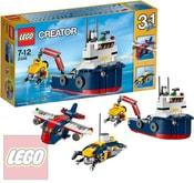 CREATOR Průzkumník oceánu 31045 3v1