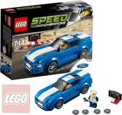 SPEED Champions Ford Mustang GT 75871