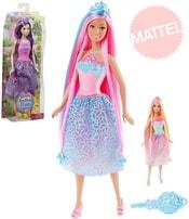 Barbie panenka 20cm dlouhovláska