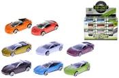 Auto sportovní průhledná střecha 9cm kov 8 barev