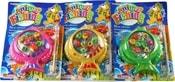 Hra Rybičky dětský plastový RYBOLOV set 9 rybiček s prutem