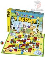 Hra Líza a Pupík v Africe