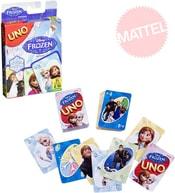 HRA Uno karty Frozen Ledové Království