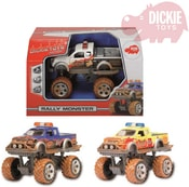 Auto 15cm off-road Rally Monster velká kola