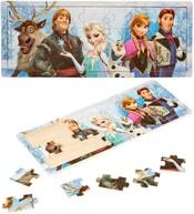 Puzzle 21dílků Frozen Ledové Království 42 x 15cm