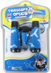 Dalekohled dětský plastový modrý