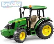 Traktor John Deere 5115M zelený model 1:16 plast 02106