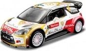 Auto kovové 1:32 Citroen DS 3 No.2 M. Hirvonen WRC Team 2013