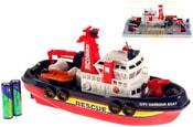 Člun záchranný plastový pátrací Rescue 23cm na baterie