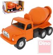 Tatra T148 klasické nákladní auto na písek 30cm oranžová domíchávač betonu