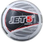 Míč fotbalový šitý 21cm Duranto Jet 5 dětský kopačák s potiskem