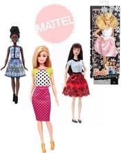 Barbie panenka světová modelka trendy obleček 22 druhů