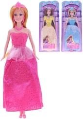 Panenka princezna 29cm kloubová na kartě