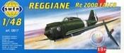 Model letadlo Reggiane RE2000 Falco 1:48 stavebnice letadla