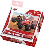 PUZZLE CARS 2 dílků 50 auta 117256
