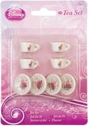 Nadobí dětské porcelánový set čajový Disney Princezny 8ks na kartě