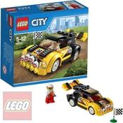 CITY Závodní auto 60113
